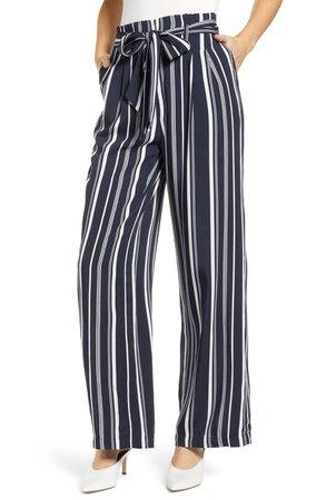 Chelsea28 Tie Waist Pants   Nordstrom
