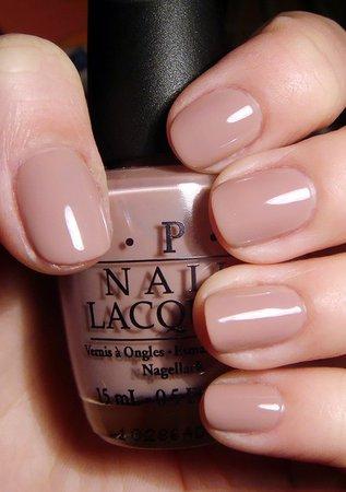 natural nail polish colour