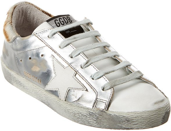 Superstar Leather & Haircalf Sneaker