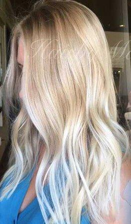 california blonde hair