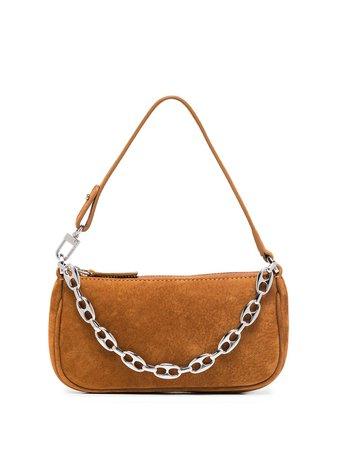 Shop BY FAR mini Rachel shoulder bag with Express Delivery - FARFETCH