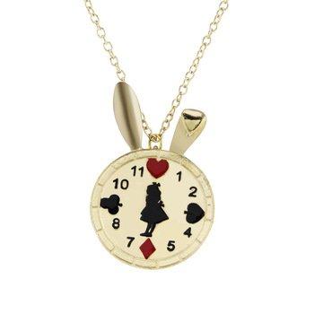 clock necklace - Google Search