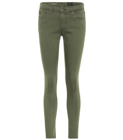 The Legging skinny ankle jeans
