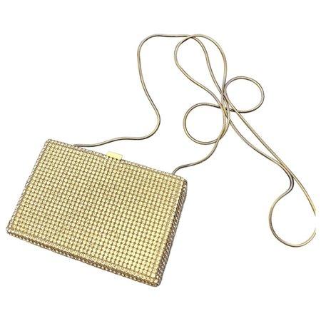 Glitter clutch bag Swarovski Silver in Glitter - 5989339