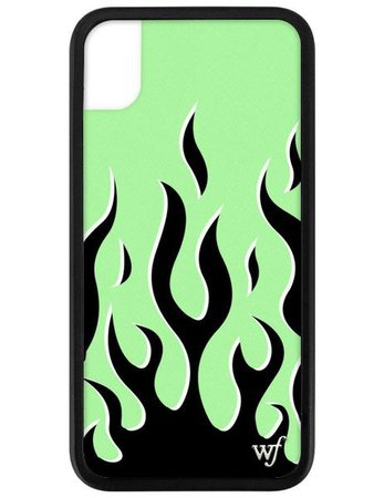Neon Flames iPhone Xr Case – Wildflower Cases