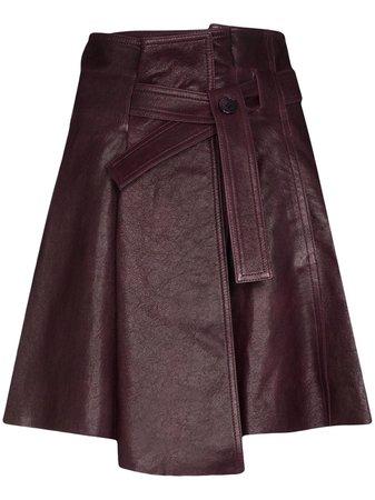 Chloé, Tie Belt Mini Skirt