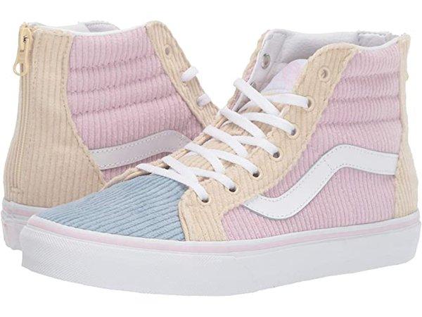 Vans Kids Sk8-Hi Zip (Little Kid/Big Kid) | 6pm