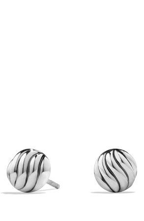 David Yurman Sculpted Cable Stud Earrings | Nordstrom