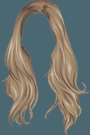 The Meta Doll - hair