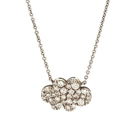 cloud jewelry necklace