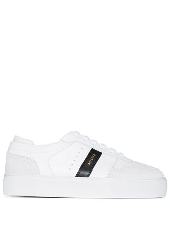 Axel Arigato Platform Leather Sneakers - Farfetch