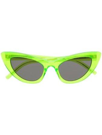 Saint Laurent Eyewear New Wave SL 213 Lily sunglasses