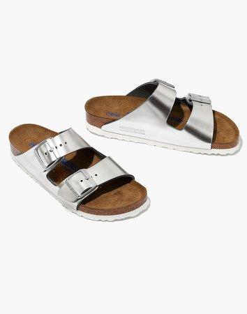 Birkenstock Arizona Sandals in Leather