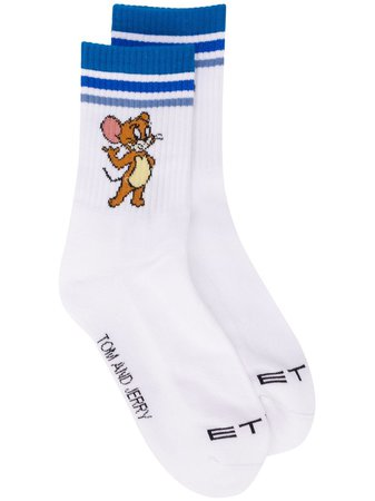 Etro Chaussettes Etro x Tom & Jerry - Farfetch