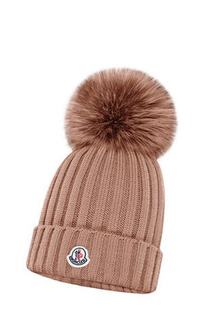 Moncler Beanie Hats & Accessories at Neiman Marcus