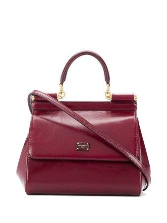 Dolce & Gabbana Sicily Tote Bag - Farfetch