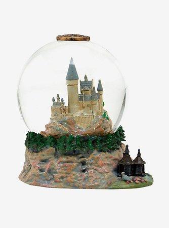 Harry Potter Hogwarts Castle Snow Globe