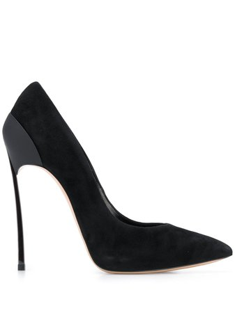 Casadei Pointed Stiletto Pumps - Farfetch