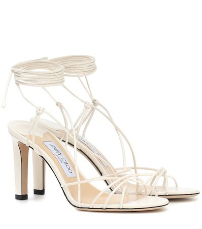 Tao 85 leather sandals