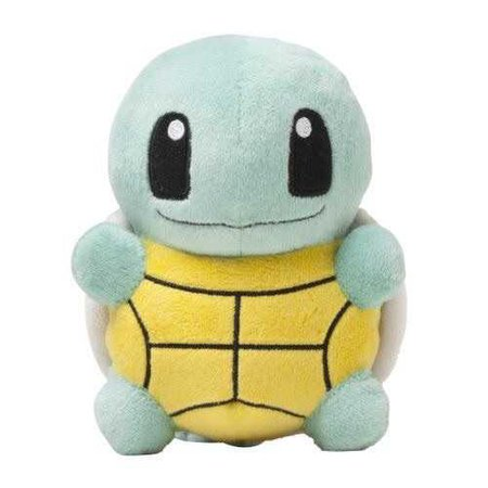 Pokemon Center Original Squirtle Doll