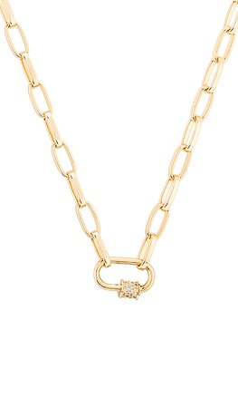 Natalie B Jewelry Naia Necklace in Gold | REVOLVE