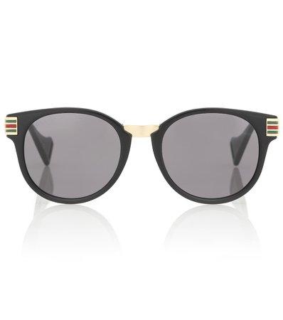 Round Sunglasses | Gucci - Mytheresa