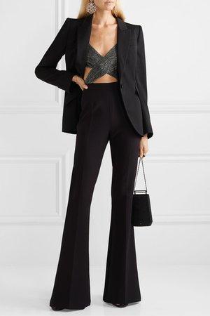 Marika Vera   Miranda cutout Lurex thong bodysuit   NET-A-PORTER.COM