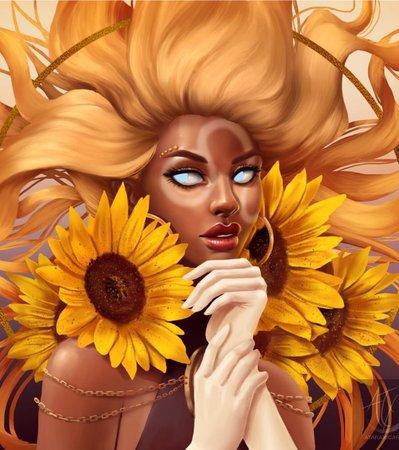 Leo sun color