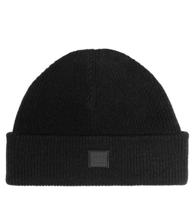 Face Wool-Blend Beanie - Acne Studios | Mytheresa