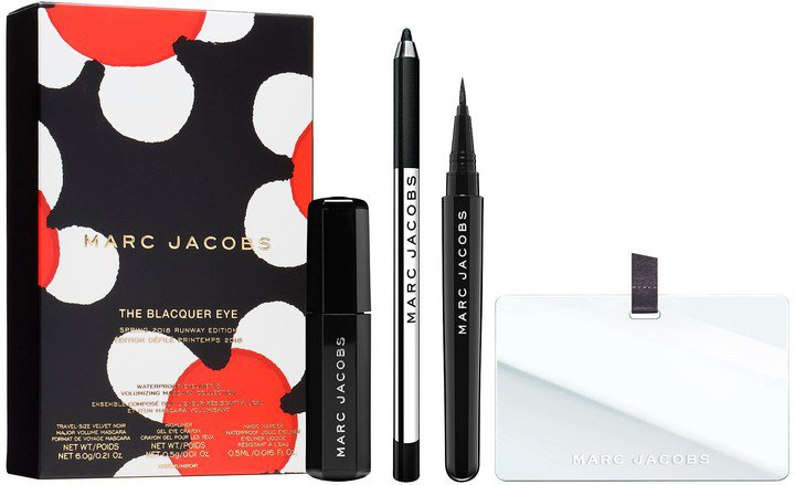 The Blacquer Eye Waterproof Eyeliner & Volumizing Mascara