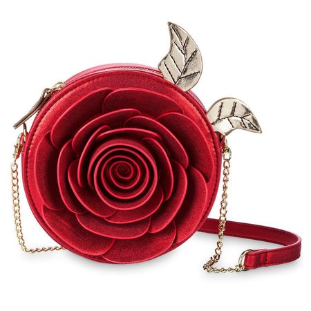 Beauty and the Beast Rose Crossbody by Danielle Nicole