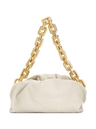 Bottega Veneta The Chain Pouch Shoulder Bag - Farfetch