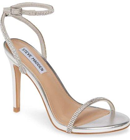 Steve Madden Festive Ankle Strap Stiletto Sandal (Women) | Nordstrom