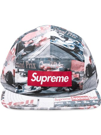 Supreme Grand Prix Camp Cap - Farfetch