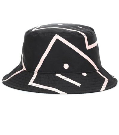 Acne Studios - Face bucket hat | Mytheresa