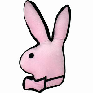 Playboy Bunny Cushion | Drinkstuff ®