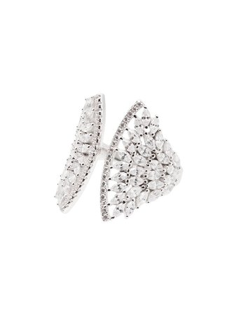 Apples & Figs Feather Wing Ring - Farfetch
