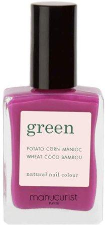 Green Nail Lacquer - Armeria