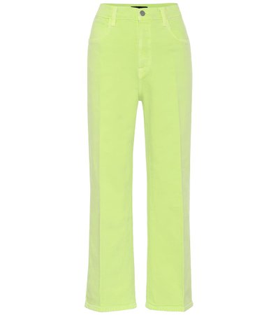 Joan High-Rise Wide-Leg Jeans | J Brand - Mytheresa