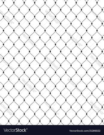 Black lace grid Royalty Free Vector Image - VectorStock