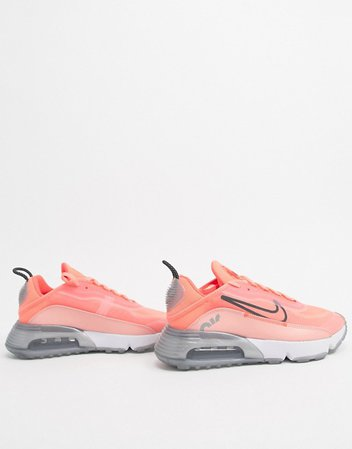 Nike Air Max 2090 pink sneakers | ASOS