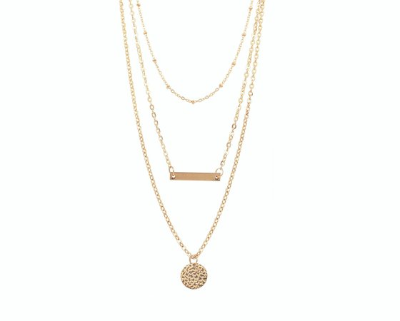 3 Piece Layer Necklace