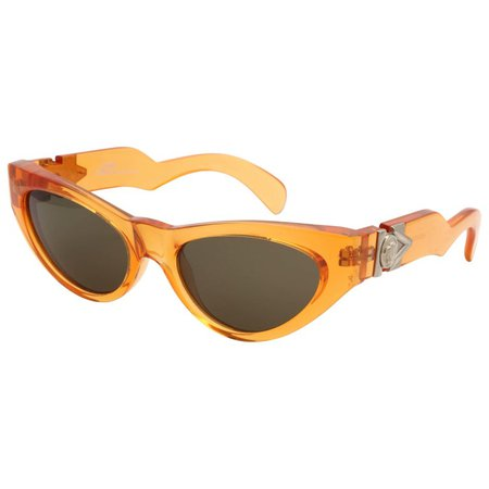 Gianni Versace Mod 476/A Vintage Sunglasses For Sale at 1stdibs