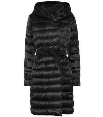 Novef reversible down coat