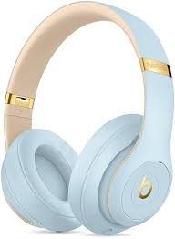 blue light blue beats headphones - Google Search