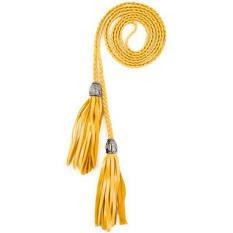 yellow braided tassels - Google Search