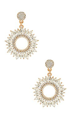 SHASHI Bella Earrings in Gold | REVOLVE
