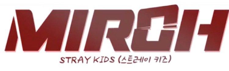 Stray Kids Miroh