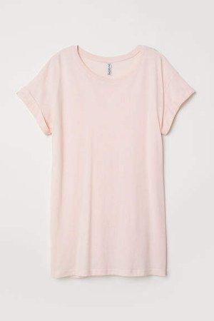 Long T-shirt - Orange
