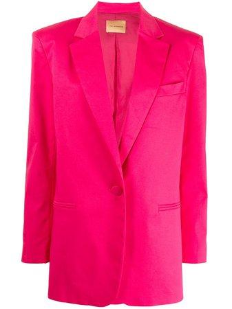 THE ANDAMANE shantung tailored blazer - FARFETCH